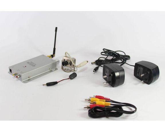 Безпроводная миникамера, радионяня
