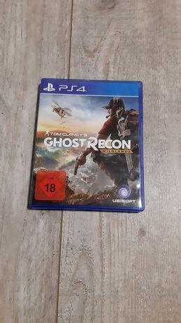 Gra Ghost Recon PS4