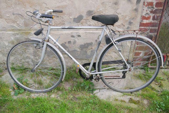 Aluminiowa kolarzówka rower do projektów ogrodniczych, szosa