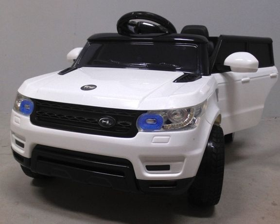 Jeep Range Rover Auto AKUMULATOR MOTOR Elektryczny Samochod SUV Dzieci