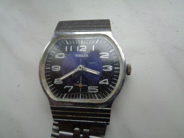 zegarek pobieda nie chodzi z bransoletą