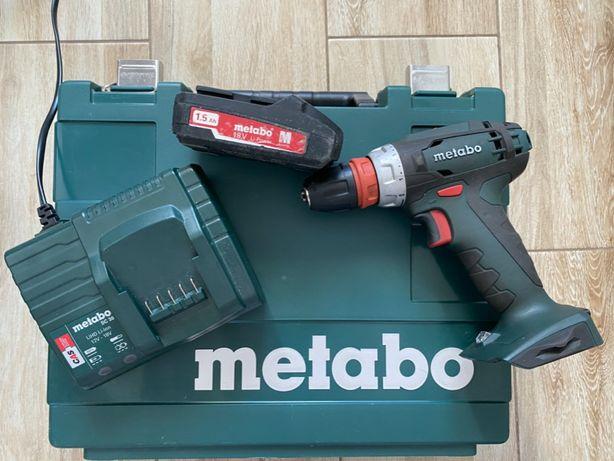 Metabo BS 18 Quick wiertarko-wkrętarka akumulatorowa 18V ZESTAW !