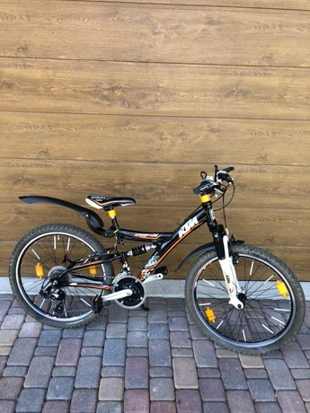 Rower KTM speed FS 24