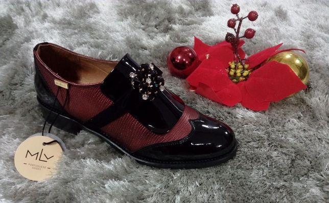 Sapato raso MLV (Tamanho 35)