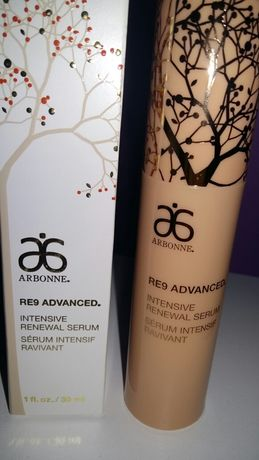 Arbonne nowe intensywne serum do twarzy RE9
