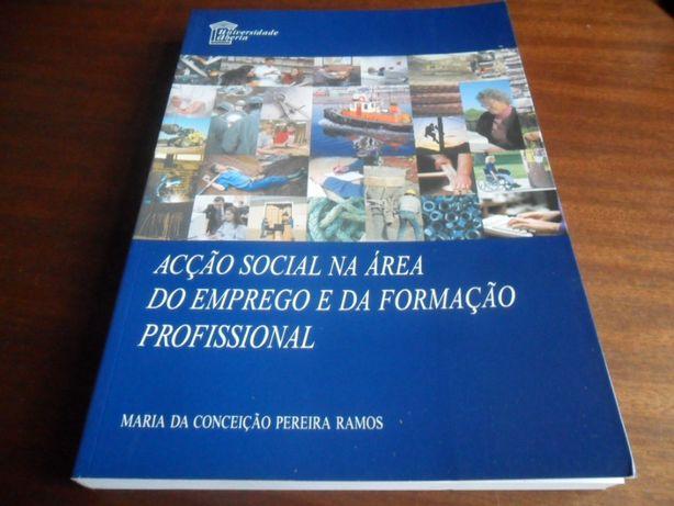 """""""Acção Social na Área do Emprego e da Formação Profissional"""""""