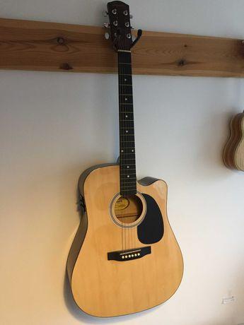 Gitara elektro akustyczna Fender Squier SA-105CE + pokrowiec