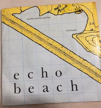 "Vinil "" Echo Beach """