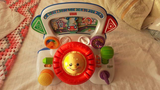 Brinquedo carro Fisher Price