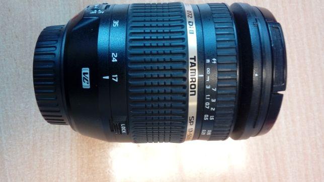obiektyw fotograficzny Tamron do Canona