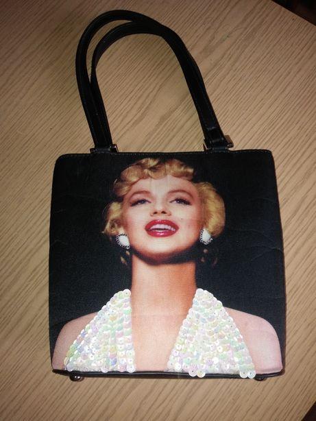 Torebka z Marilyn Monroe pin-up girl