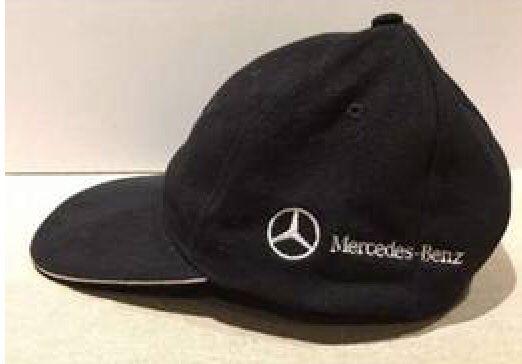 "Boné ""Mercedes"" - Novo"