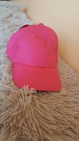 czapka z daszkiem nowa