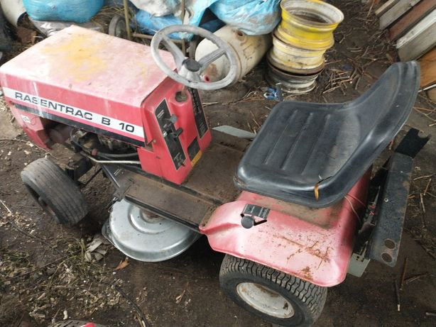 Kosiarka traktorek rasentrac b 10