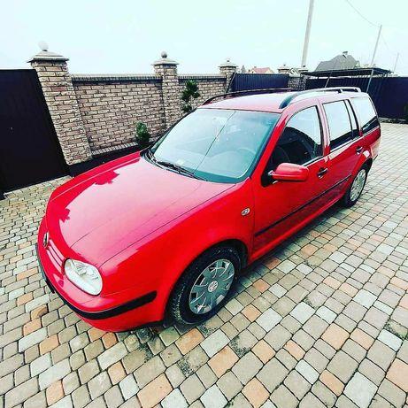 VW Golf 4 variant 2001 1.6 газ бензин