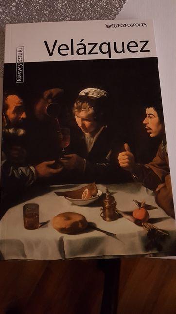 Velazquez nr 12 klasycy sztuki wydanie Rzeczpospolita