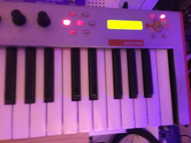 Sintetizador Alesis Micron
