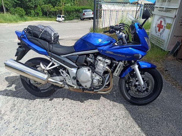 Suzuki bandit 650 wtrysk!