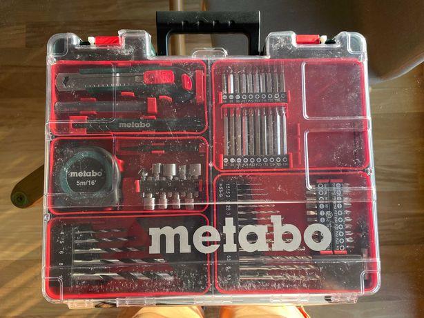 Kit berbequim Metabo BS 18 L (ainda selado)
