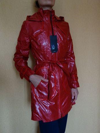 Новый с этикеткой женский плащ ветровка куртка на весну-осень 46р.