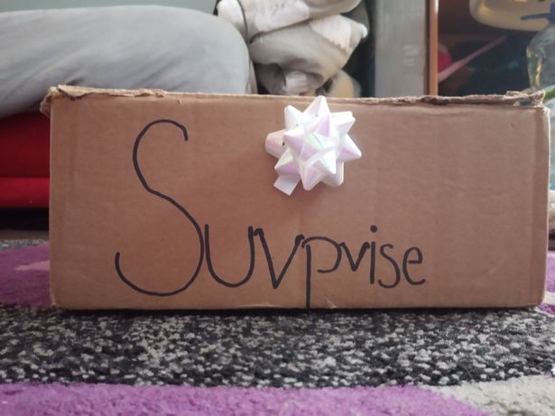 Surprise box niespodzianka