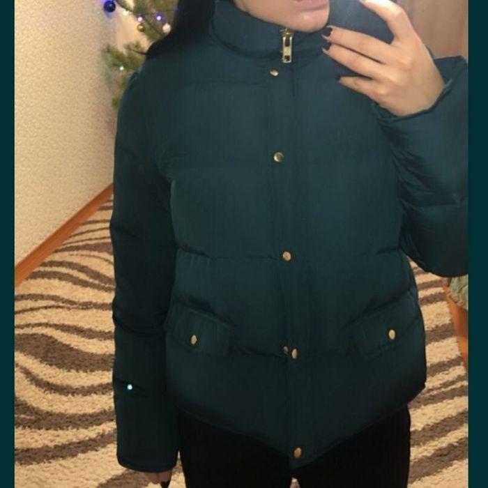 Куртка изумрудного цвета Винница - изображение 1
