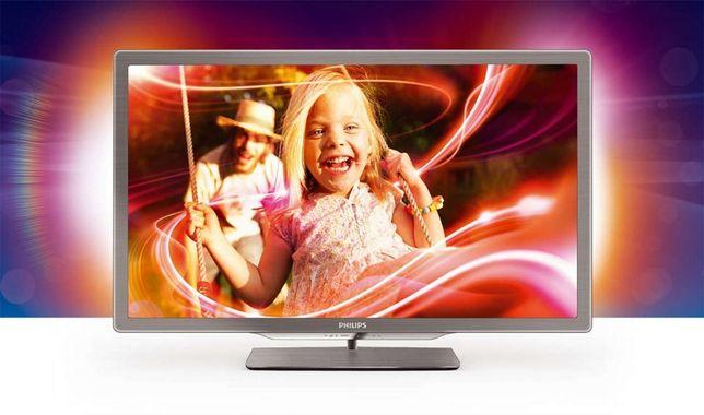 3D-телевизор cмарт Philips 42PFL7606. 42 трехмерных дюйма