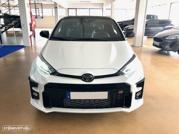 Toyota GR Yaris 1.6 T Extreme Rally