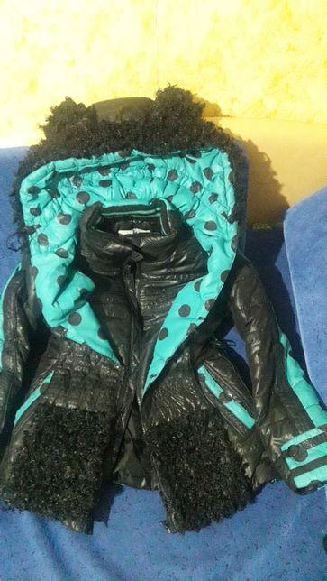 Зимняя куртка для девочки Кiko