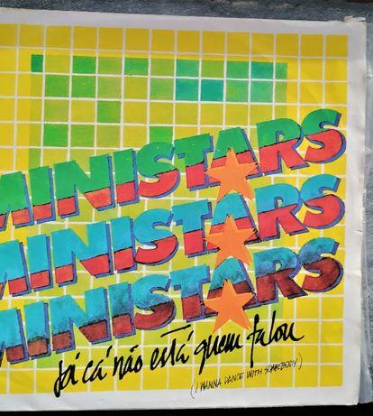"""MiniStars"" Disco Vinyl"