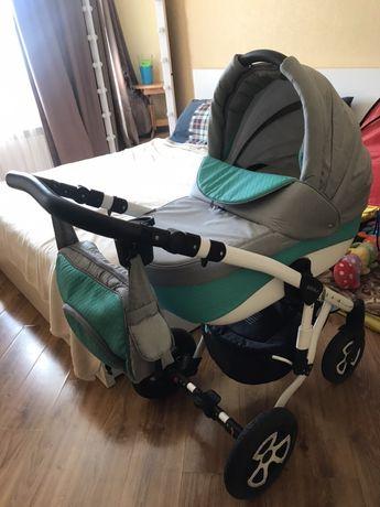 Детская коляска Adamex Erika