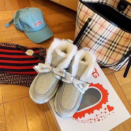 UGG взуття жіноче женская обувь угги угі теплі чоботи теплые сапоги