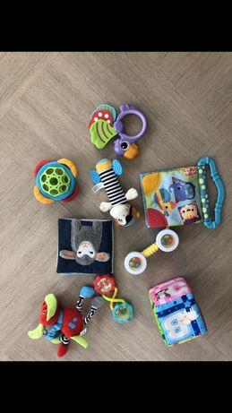 Zabawki do dla dziecka do roku