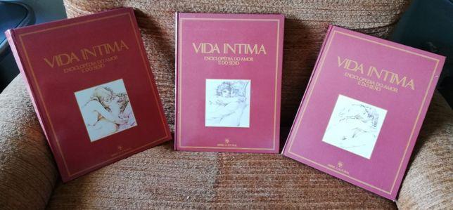 Enciclopédia Vida Intima do Amor e do Sexo