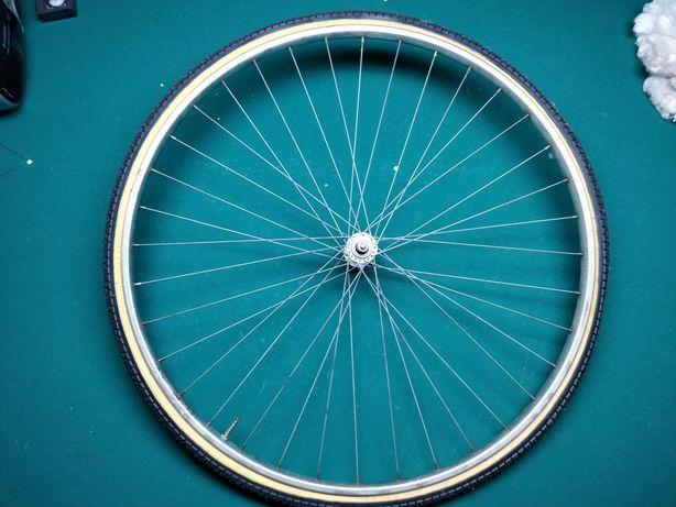 Roda de Bicicleta Clássica + Pneu