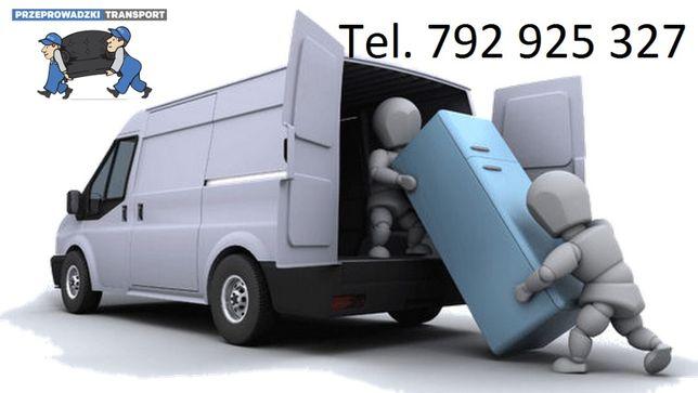 Przeprowadzki Transport Utylizacja mebli 1km = 1 zl Atrakcyjne ceny!