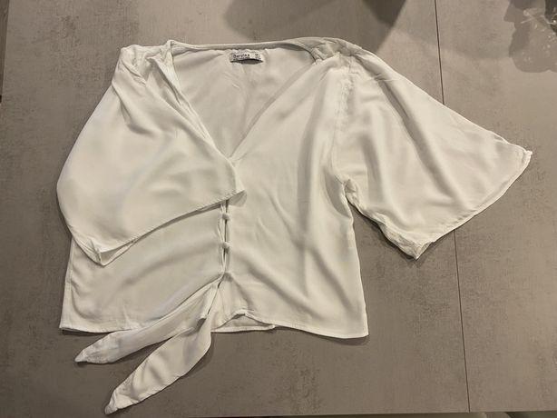 Camisola manga curta Bershka