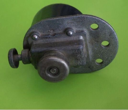 Выключатель массы ВК-318Б-02 двухкнопочный, советский, новый