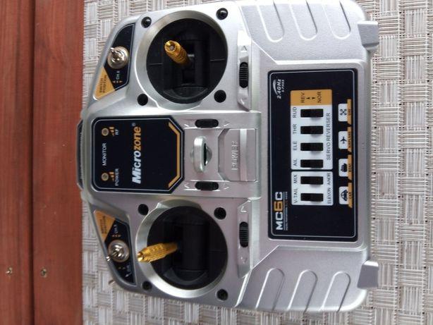 Sprzedam nadajnik radiowy do sterowania zdalnego modelami latającymi