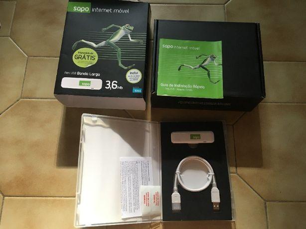 PEN USB Banda Larga tmn - 3,6Mb - PC/MAC