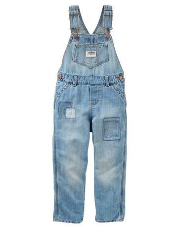Комбинезон джинсовый Oshkosh Bgosh 18м