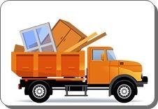 Вывоз строительного мусора, услуги грузчиков. Доставка глины,чернозёма