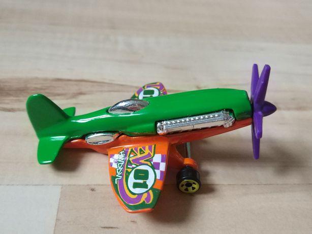 Samolot Hotwheels Mattel Samolocik