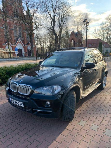 BMW X5 E70 35d 286 KM Automatic xDrive