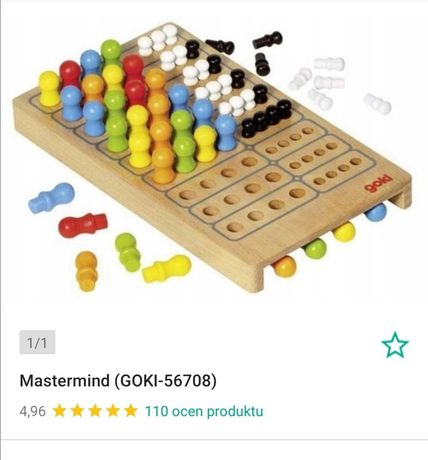 Mastermind gra nowa