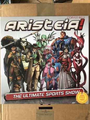 Arisreia - core box