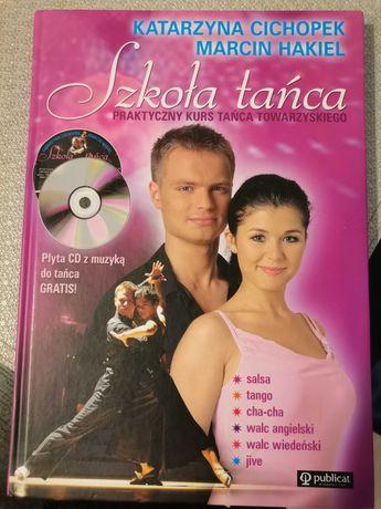 Książka szkoła tańca Katarzyna Cichopek Marcin Hakiel