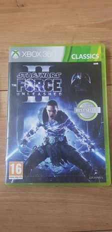 Star Wars Force unleashed Xbox 360 classics