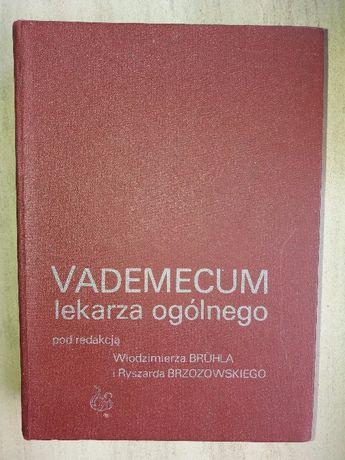 Vademecum lekarza ogólnego - Bruhl, Brzozowski / PZWL / medycyna