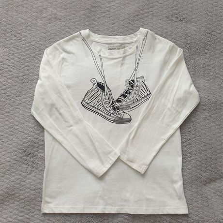 Bluzka biała Zara 122